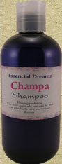 Champa Shampoo~ Body Care Organic 8 oz Bonanza