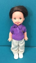 Kelly Friend Traveling Tommy Ryan Brunette Boy Doll Pilot Barbie Sam's C... - $39.95