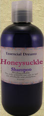 Honeysuckle Shampoo~ Body Care Organic 8 oz Bonanza