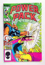 Comic Book Power Pack #15 Marvel 1985 - $0.98