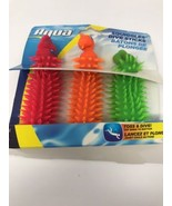 Squiggles Dive Sticks Aqua Brand Character Toss And Dive Sticks Swimming... - $11.88