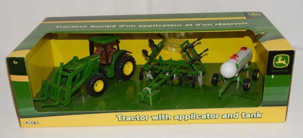 John Deere TBE15814 Tractor Applicator Tank Movable Detachable Front Loader