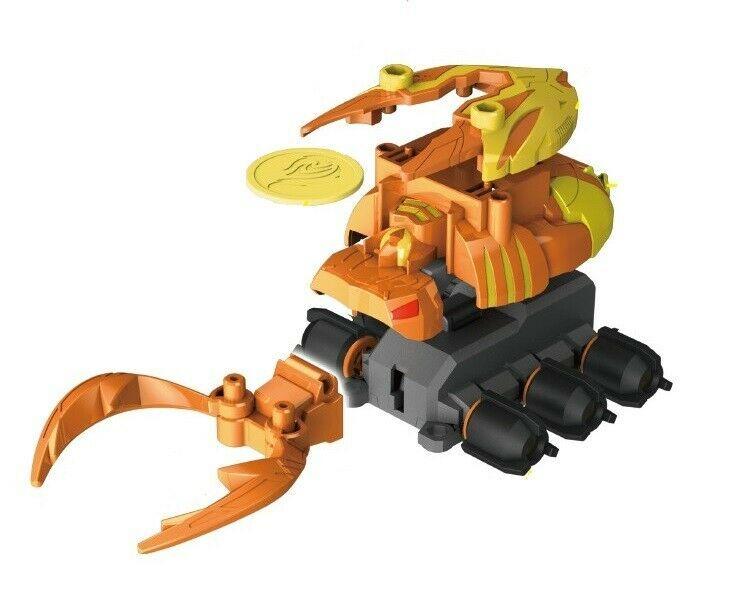 Bugsbot Ignition Basic B-10 Battle Sumatra Action Figure Battling Bug Toy