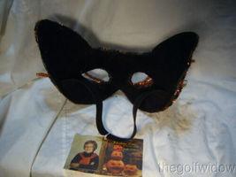 Bethany Lowe Halloween Cat Mask no. LO6456 image 5