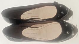 [MARC BY MARC JACOBS] Mouse Ballet Flats Enamel Black Size/EU:36 US:5 UK... - $89.49