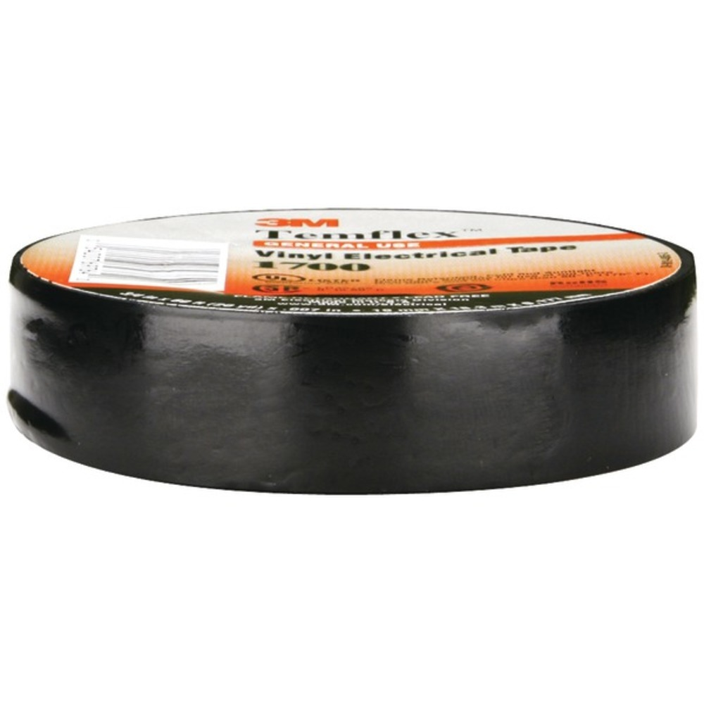 "Primary image for Install Bay 1700-10 3M General Use Electrical Tape, .75"" x 60 (10 pk)"