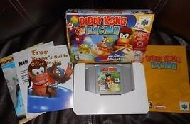 Diddy Kong Racing Nintendo 64 1997 Spiel Komplett Getestet & Werke W / P... - $99.50