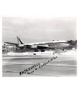 Air France Boeing 707 Photo of plane landing - $2.75