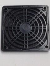 Fan Guard Plastic 80mm Dust Filter Cover black for 80 mm fan 10 sets - €12,12 EUR