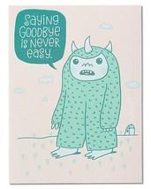 American Greetings Funny Goodbye Good Luck Card - 5856752 - $15.53