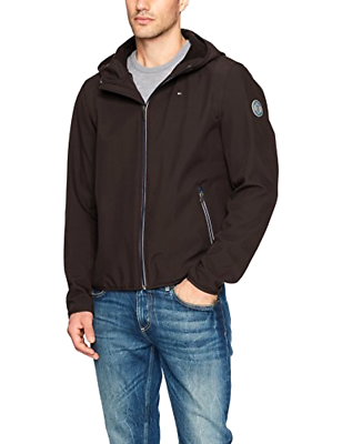 Primary image for Tommy Hilfiger Men's Hooded Performance Soft Shell Jacket - Choose SZ/Color