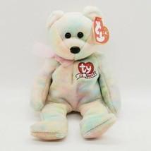 TY Beanie Baby - CELEBRATE the Bear (8.5 inch) - MWMTs Stuffed Animal Toy - $9.49