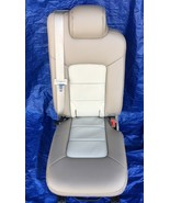2003-2013 Ford Expedition Navigator Second 2nd middle jump seat Tan Leather - $280.48