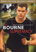 The Bourne Supremacy (DVD, 2004, Widescreen) - €5,10 EUR