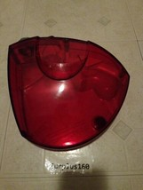 Good Used Solution Tank Assembly-Red for Hoover model F5515 steam cleaner.  - $19.79