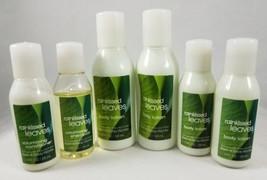 Bath & Body Works Rainkissed Leaves Body Lotion Shampoo Conditioner TRAV... - $11.99