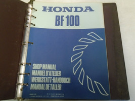 1978 Honda BF100 Service Shop Repair Manual FACTORY OEM Book Used B11007... - $118.79