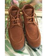 Tod's Women's Desert Ankle Boots - Dark Brown, EU Size 38-1/2 / US Size ... - $18.99