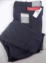 Perry Ellis Mens Premium Tailored Fit DRESS PANTS Slate Grey Size 40x30 ... - $18.99
