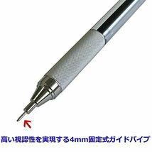 Tombow Pencil Mechanical Pencil MONO monograph zero 0.5 light blue DPA-162C image 8