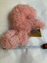 "7"" Ganz Webkinz Pink Poodle HM107 Plush Stuffed Animal W Used CODE Clean Cond image 11"
