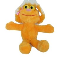 "Sesame Street Zoe Orange Jim Henson Muppet Plush Stuffed Animal 9.5"" - $19.80"