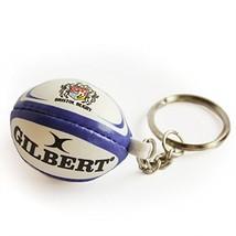 Gilbert Bristol Rugby Ball Key Ring image 2