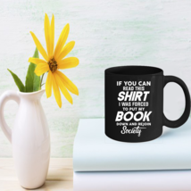 Funny bookworm Mug Gifts for reading lover - $15.95