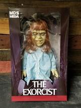 "Mezco Exorcist Regan Talking Jumbo 15"" Mega Scale Doll Figure Mint in Box - $99.98"