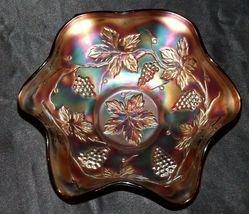 Fenton Purple (Amethyst Color) Carnival Glass AA19-CD0002 Vintage image 3