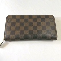 Louis Vuitton Damier Zip Wallet - japan - $410.85