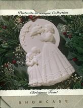 1993 - New in Box - Hallmark Christmas Keepsake Ornament - Christmas Feast - $3.95