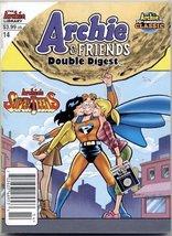 Archie & Friends Double Digest #14 (May 2012) [Paperback] [Jan 01, 2012] Rex Lin - $4.89