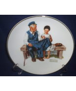 Norman Rockwell Lighthouse Collector Plate Vint... - $16.95