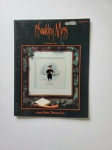 Graduation Boy P Buckley Moss June Grigg Designs Cross Stitch Leaflet 122 - $9.90