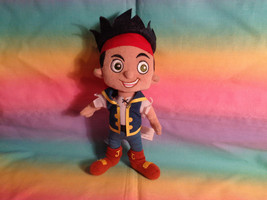 "Disney Captain Jake and the Neverland Pirates 8"" Mini Plush Doll - as is - $3.47"