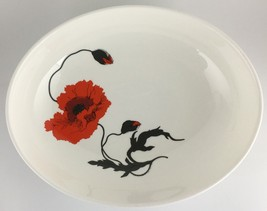 Wedgwood CORNPOPPY oval vegetable bowl FREE SHIPPING (SKU 12/2016)) - $30.00