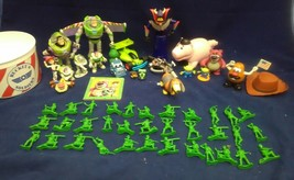 Disney Pixar Toy Story Mixed Lot of figures, Toys, toy story 3 - $49.49