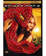 Freebie!  Spider-Man 2 Widescreen Special Edition DVD (2004) - $0.00