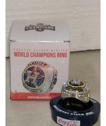 Houston Astros MLB World Series Champions 2017 Replica Ring Collectors New - $155.06