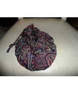 Vera Bradley jewelry pouch in retired Medallion pattern - $14.50