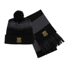 Honorable Shellback Embroidered Scarf & Pom Beanie Set - $39.99