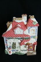 Enesco Cherished Teddies 352667 Cherished Neighbearhood Christmas Decor ... - $22.97
