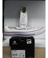 Converse Chuck Taylor All Star Optic White M11/w13 - $28.26