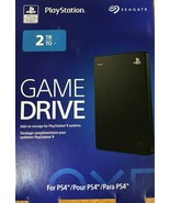 Seagate - STGD2000100 - 2 TB External PlayStation 4 Game Hard Drive  - B... - $118.75
