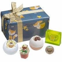 Brand new Bomb Cosmetics Silent Night Handmade Wrapped Gift Pack, 500g - $17.82