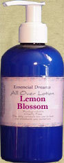 Lemon Blossom Lotion~ Body Care Organic 8 oz Bonanza