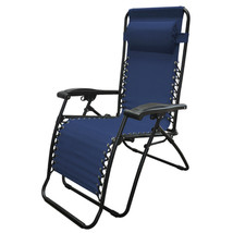 Reclining Folding Camping Chair Outdoor Patio L... - $98.55