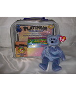 Beanie Baby Platinum Case, Bear, Cards Used - $9.99