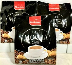 Gold Choice Instat Mocha Coffee 12 Sachets x 25g ( Pack of 3 ) - $37.61
